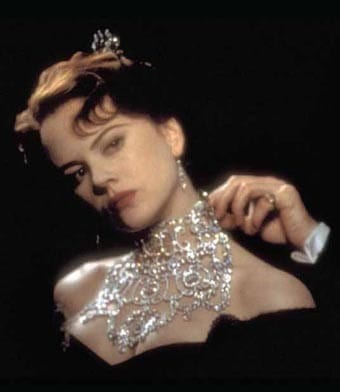 Satine Necklace-Moulin Rouge Nicole Kidman