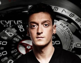 Ozil for Cyrus Geneve
