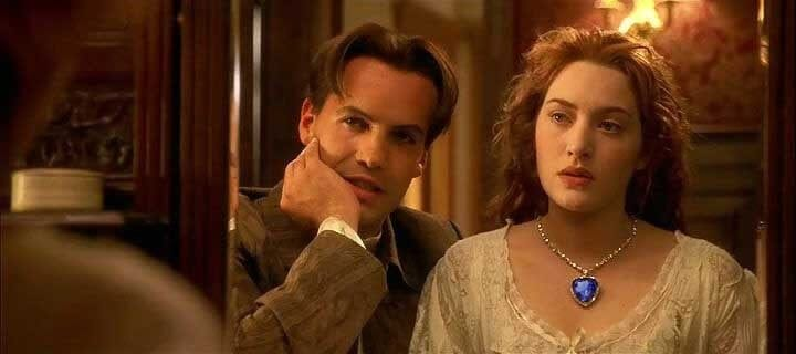 Image result for titanic heart of the ocean