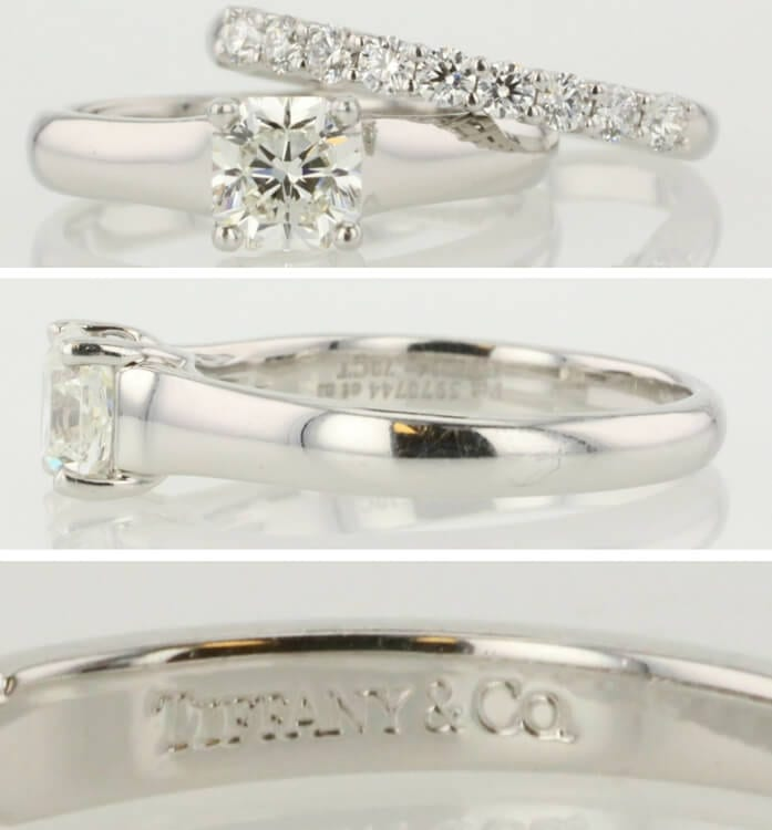 c36f4f4195e Selling My Tiffany Diamond Ring - a Client s Journey