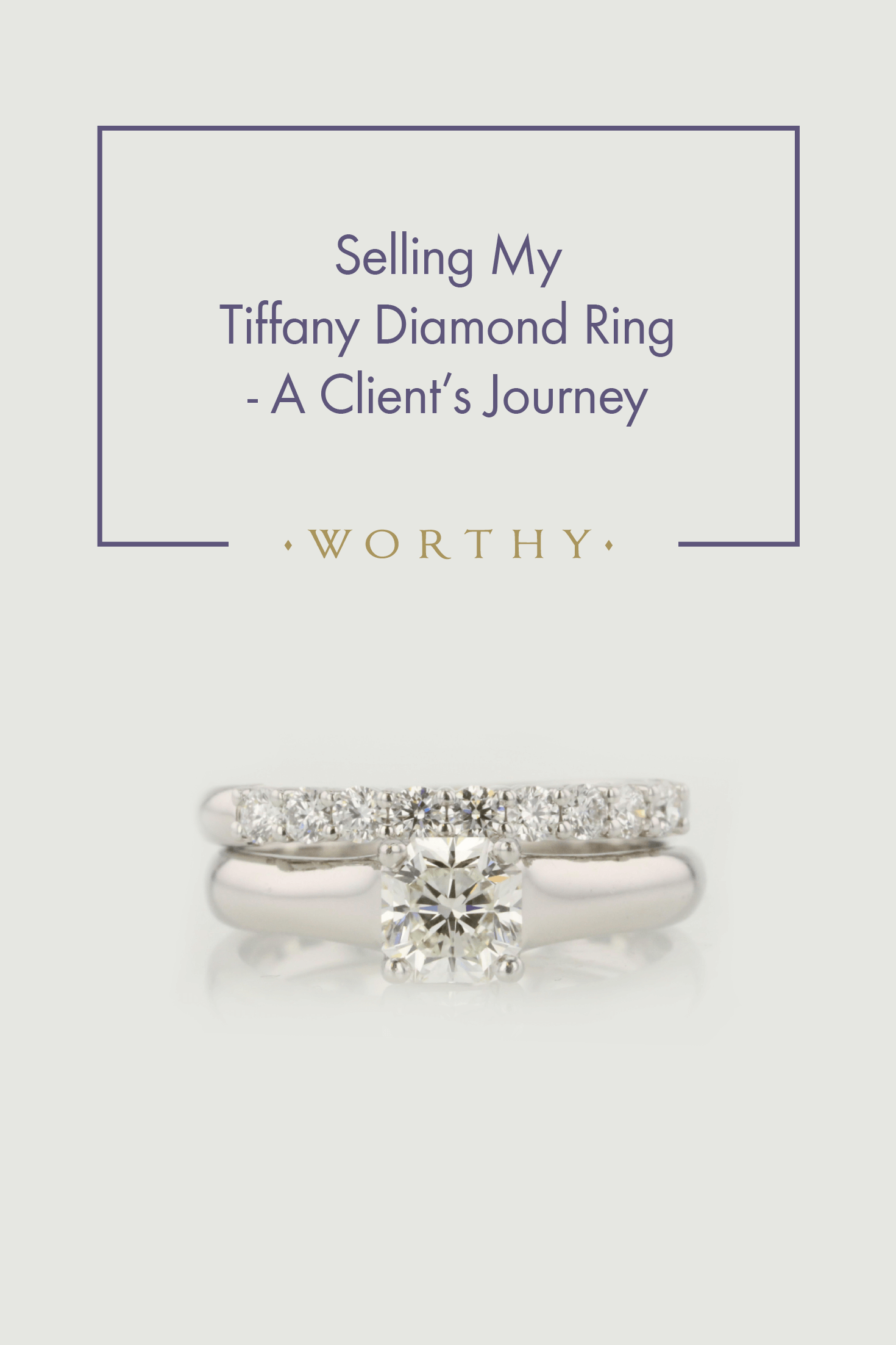 We love hearing about our clients' journey to sell their jewelry, especially when it's a Tiffany & Co diamond that we're talking about. Read Cara's story...