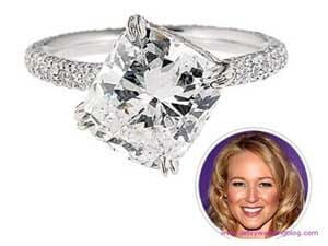 Jewel's engagement ring