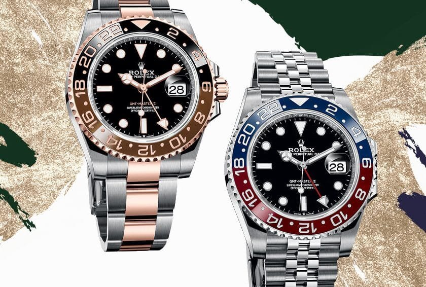 The Noteworthy Series: Rolex GMT Master and GMT Master II Review