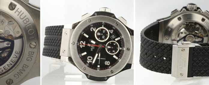 Hublot Big Bang Auctions for $6,255!