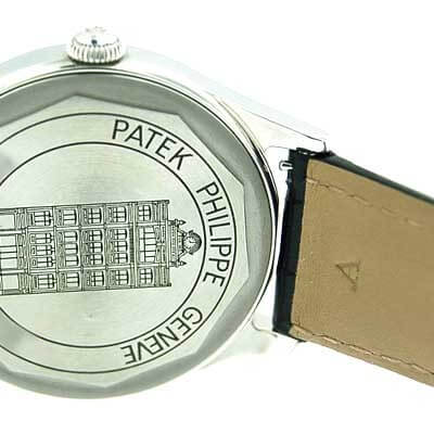 back view of patek philippe calatrava 5565