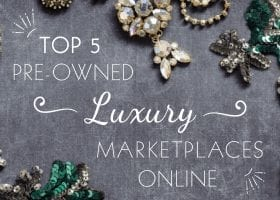 Pre-Owned Luxury Marketplaces Online