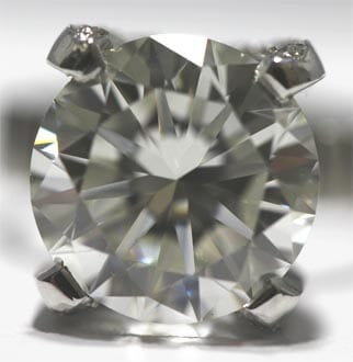 GIA  4.59 ct Round Cut Loose Diamond