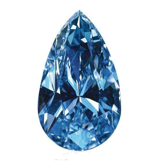 The 10 Most Expensive Blue Diamonds