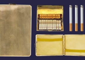 cigarette case then and now