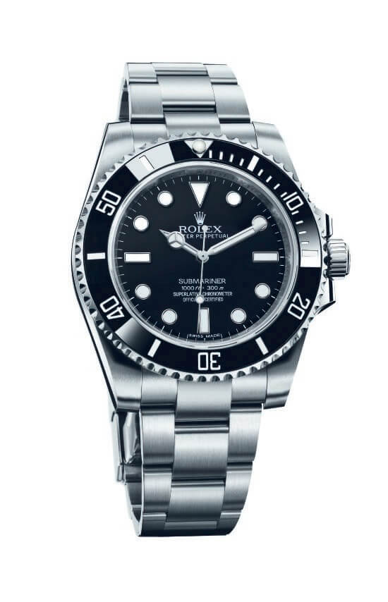 Contemporary version of the Rolex Oyster Perpetual Submariner, the archetype of the divers' watch, epitomizes the historic link between Rolex and the underwater world. © ROLEX