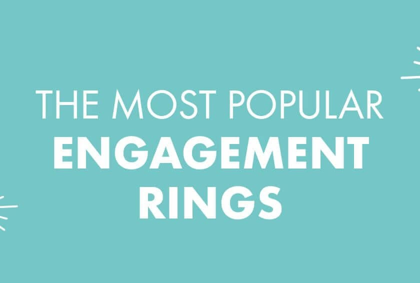 Most Popular Engagement Rings Styles in America