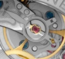 Genuine Panerai movement