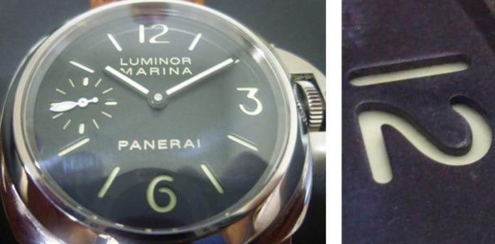 Panerai Luminar FAKE GOLD RUSH