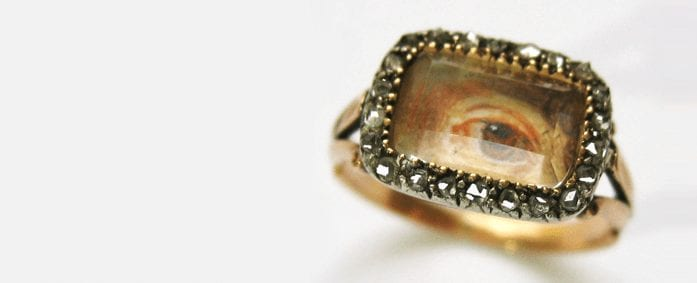 Private Eyes: Lover's Eye Jewelry