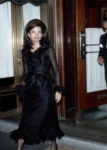 Jacqueline Kennedy was given the most expensive celebrity engagement ring of all time