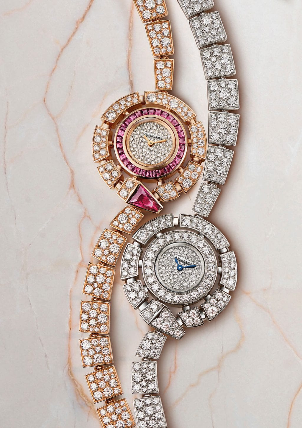 Bulgari Serpenti Incantat stylish watches