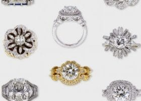 Top 10 extravagant Diamond rings