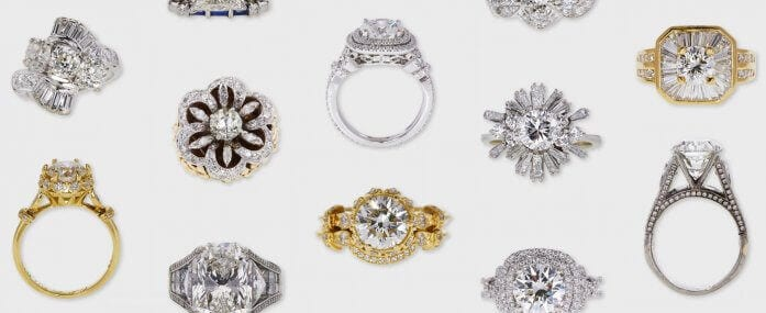 Top 10 Most Extravagant Diamond Rings Auctioned at Worthy