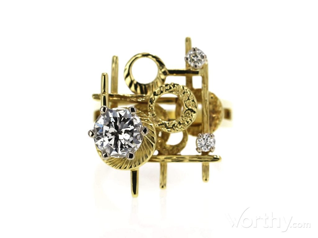 hand farah right rings jewelry cat