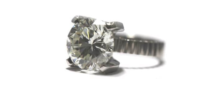 GIA Certified 4.59 CT Round Cut