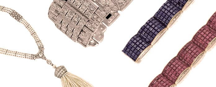 Six Iconic Art Deco Jewels