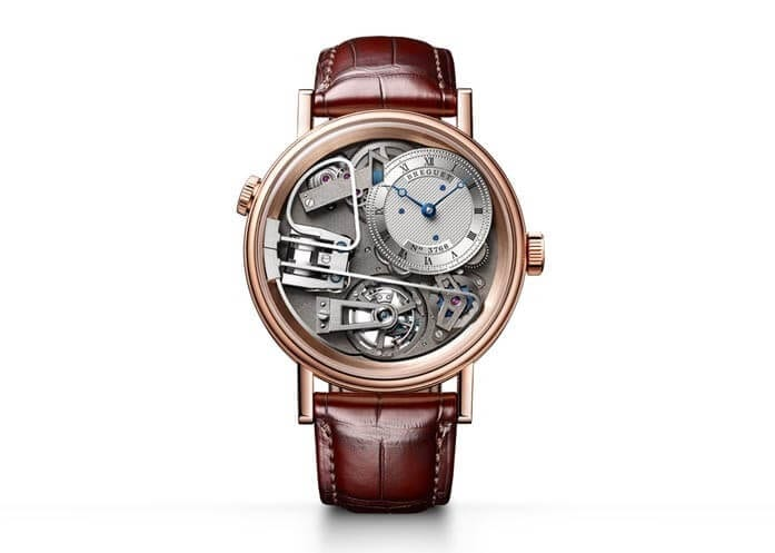 Breguet Tradition Repetition Minutes Tourbillion 7087