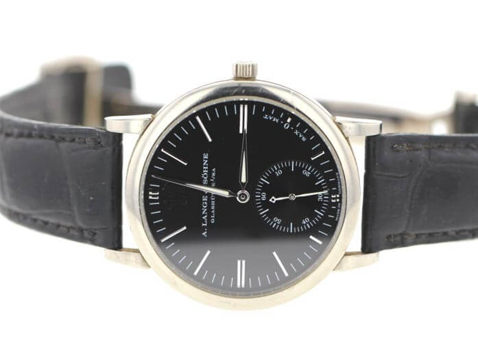 A. Lange & Söhne watch auctioned at Worthy.
