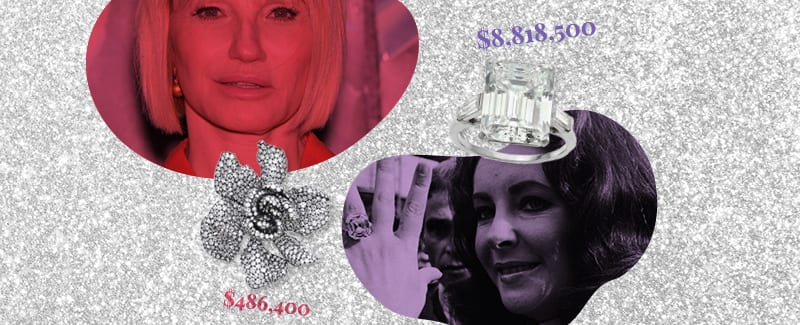 5 Impressive Celebrity Jewelry Auctions