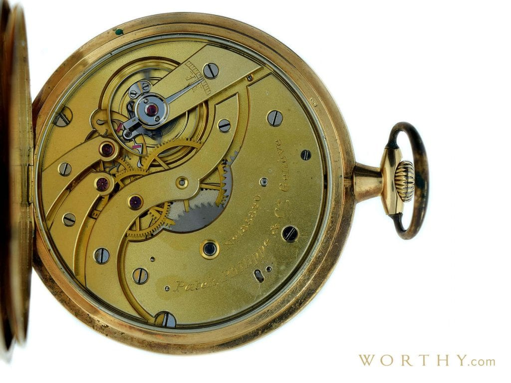 Patek Philippe watch movements
