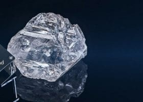 World's Second Largest Diamond - Lesedi La Rona