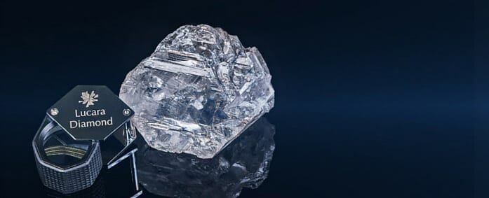 World's Second Largest Diamond – Lesedi La Rona