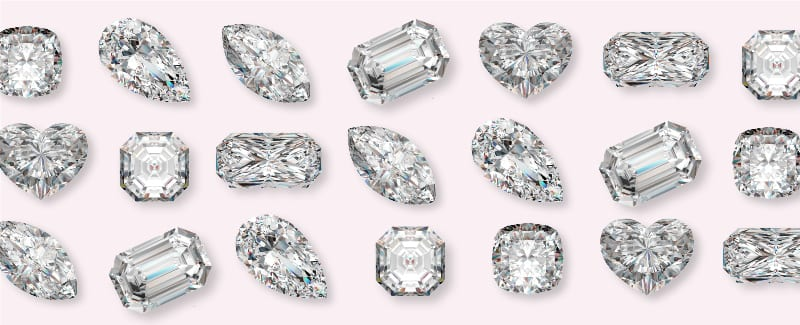 Beyond the Round Cut: Unique Diamond Shapes