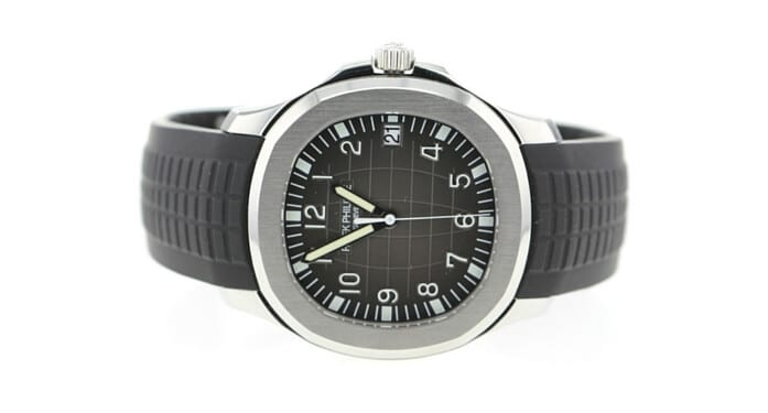 Patek Philippe Aquanaut 5167A-001 4703392 sold at Worthy.