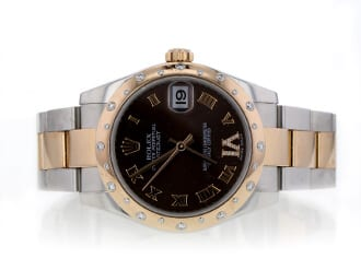 Women's Rolex Datejust 178341