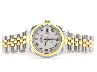 Women's Rolex Datejust 179173
