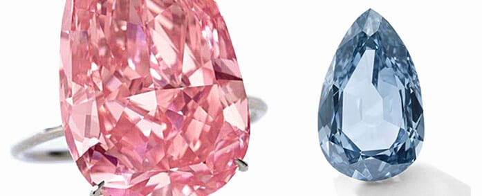 Will Historic Prices Increase Demand for Colored Diamonds?