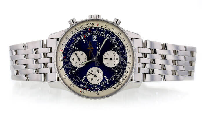 Breitling watches holds thier resal value.