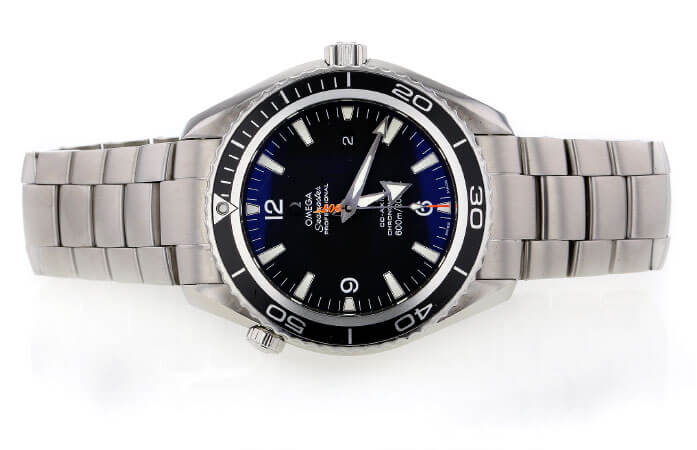 Omega Seamaster watch that hold its value.