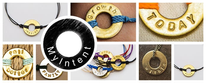 MyIntent: Why We Love These Wearable Reminders of Your Intention