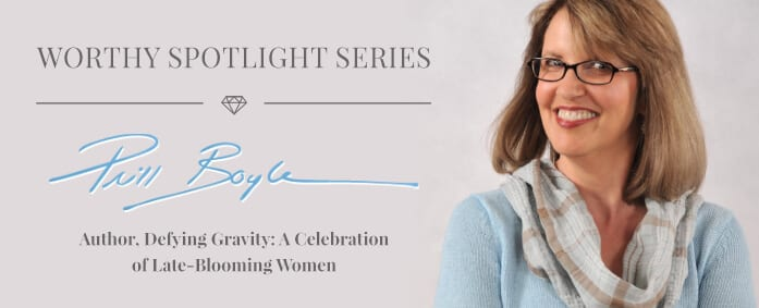 Worthy Spotlight Series: Prill Boyle