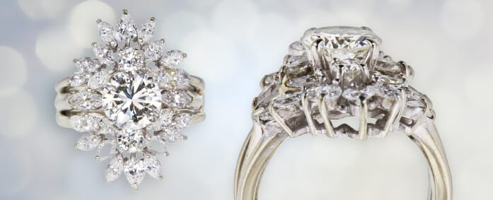 10 Unique Bridal Sets Auctioned at Worthy