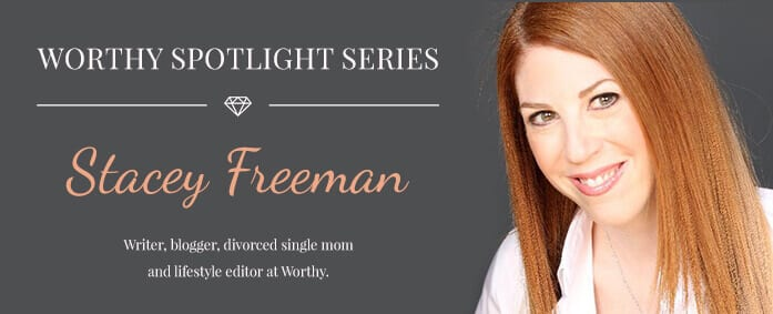 Worthy Spotlight Series: Stacey Freeman