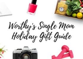 Single Mom Holiday Gift Guide
