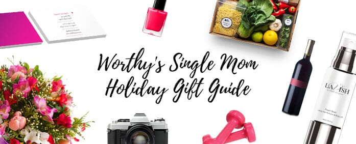 Worthy's Single Mom Holiday Gift Guide