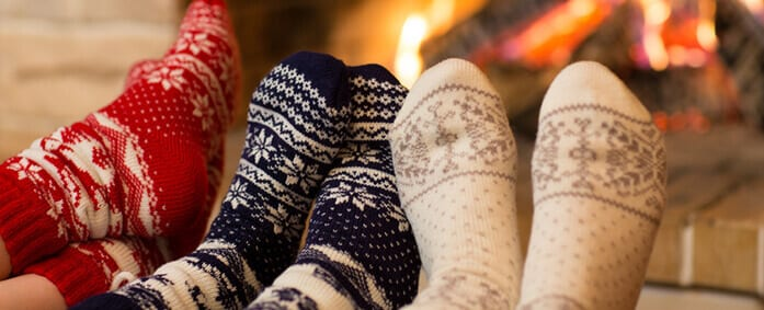 Home for the Holidays? 7 Ways to Enjoy Winter Break While Parenting Solo