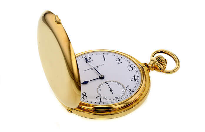 pocket watch patek philippe