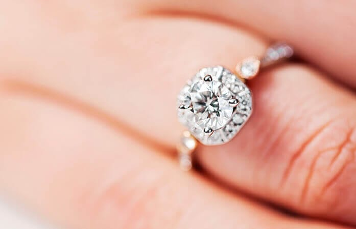 How To Tell If A Diamond Is Real Synthetic Vs Natural Diamonds Guide