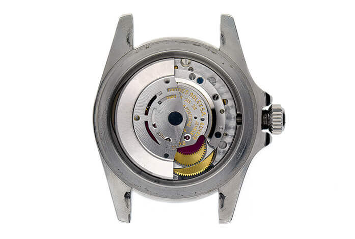 Genuine Rolex wheel colors and markings