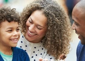 How to prepare your children for accepting your new partner?