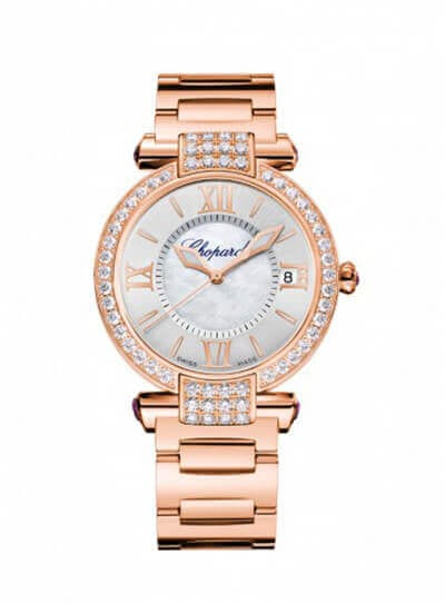 Chopard Imperiale 36 mm watch. Image credit: Chopard.
